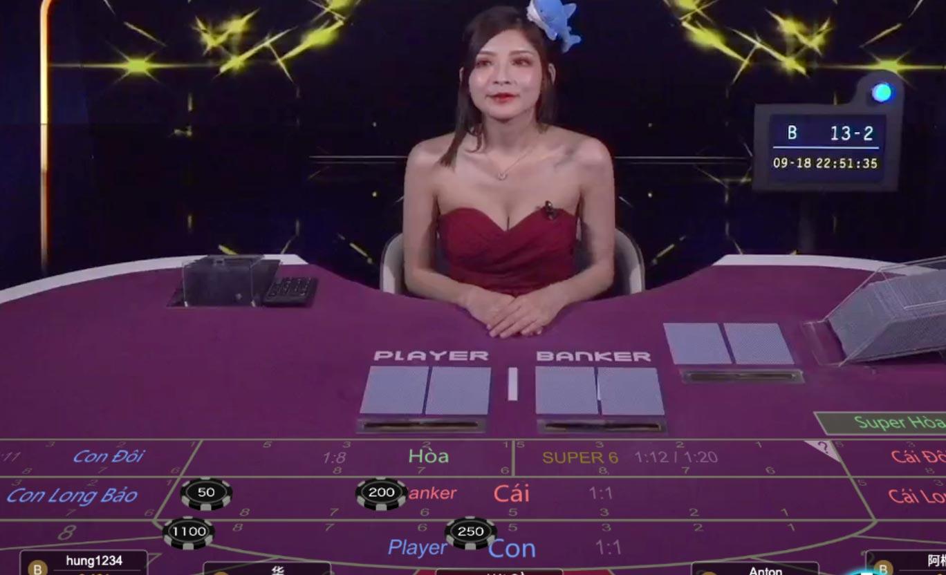 baccarat kubet casino